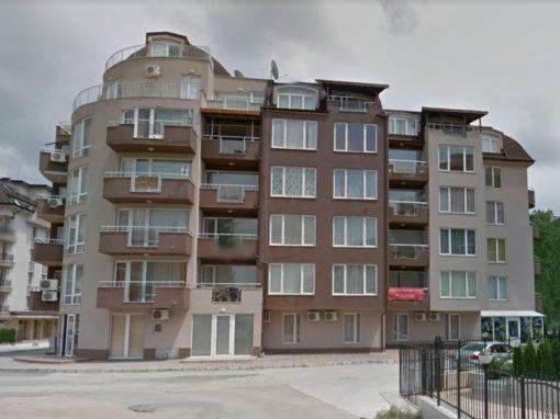 Жилищна сграда с апартаменти за сезонно обитаване в УПИ V – 464, кв. 3304,  к.к. Слънчев бряг – запад ,общ. Несебър